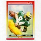 1990 Score Football #245 Sterling Sharpe - Green Bay Packers