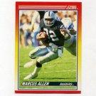 1990 Score Football #230 Marcus Allen - Los Angeles Raiders