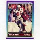 1990 Score Football #136A Vai Sikahema - Phoenix Cardinals