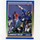 1990 Score Football #050 Lawrence Taylor - New York Giants