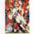 1991 Pro Set Platinum Football #081 Lawrence Taylor - New York Giants