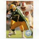1991 Pro Set Platinum Football #036 Sterling Sharpe - Green Bay Packers