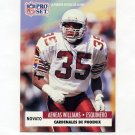 1991 Pro Set Spanish Football #272 Aeneas Williams - Phoenix Cardinals