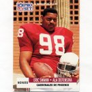 1991 Pro Set Spanish Football #259 Eric Swann - Phoenix Cardinals
