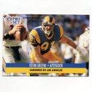 1991 Pro Set Spanish Football #121 Kevin Greene - Los Angeles Rams