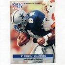 1991 Pro Set Spanish Football #053 Jay Novacek - Dallas Cowboys