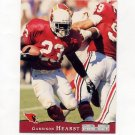 1993 Pro Set Football #351 Garrison Hearst RC - Phoenix Cardinals