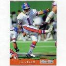 1993 Pro Set Football #131 Jason Elam RC - Denver Broncos