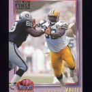 1993 Power Update Football Moves Gold #08 Reggie White - Green Bay Packers