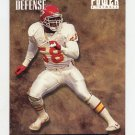 1993 Power Football All-Power Defense #12 Derrick Thomas - Kansas City Chiefs