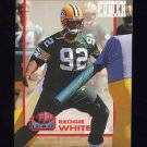 1993 Power Football Power Moves #PM08 Reggie White - Green Bay Packers