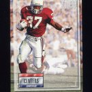 1993 Power Football #037 Larry Centers RC - Phoenix Cardinals