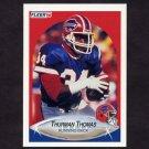 1990 Fleer Football #124 Thurman Thomas - Buffalo Bills