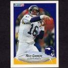 1990 Fleer Football #099 Rich Gannon RC - Minnesota Vikings