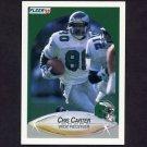 1990 Fleer Football #081 Cris Carter - Philadelphia Eagles
