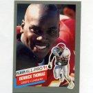 1991 Fleer Football All-Pros #13 Derrick Thomas - Kansas City Chiefs