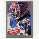 1991 Fleer Football All-Pros #05 Bruce Smith - Buffalo Bills