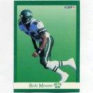 1991 Fleer Football #153 Rob Moore - New York Jets