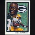 1992 Upper Deck Football #092 Sterling Sharpe TC - Green Bay Packers