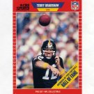 1989 Pro Set Football Announcers #12 Terry Bradshaw