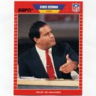 1989 Pro Set Football Announcers #05 Chris Berman