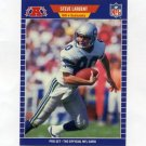 1989 Pro Set Football #396 Steve Largent - Seattle Seahawks