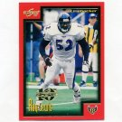 1999 Score Football Showcase #142 Ray Lewis - Baltimore Ravens 0623/1989