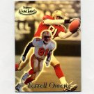1999 Topps Gold Label Football Class 2 #088 Terrell Owens - San Francisco 49ers