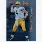 1996 Select Certified Football #085 Brett Favre - Green Bay Packers