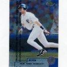 1999 Finest Baseball #090 Derek Jeter - New York Yankees