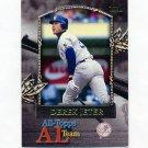 2000 Topps Baseball All-Topps #AT16 Derek Jeter - New York Yankees