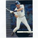 2000 Black Diamond Baseball #056 Derek Jeter - New York Yankees