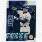 2000 UD Ionix Baseball #060 Derek Jeter - New York Yankees