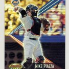 2001 Bowman's Best Baseball #021 Mike Piazza - New York Mets