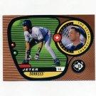 1998 UD3 Baseball #169 Derek Jeter - New York Yankees