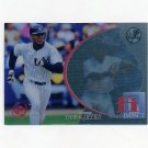 1997 UD3 Baseball #55 Derek Jeter - New York Yankees