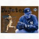 1998 Upper Deck Baseball #141 Derek Jeter - New York Yankees