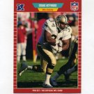 1989 Pro Set Football #267 Craig Heyward RC - New Orleans Saints