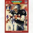 1989 Pro Set Football #185 Bo Jackson - Los Angeles Raiders