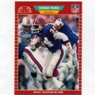 1989 Pro Set Football #032 Thurman Thomas RC - Buffalo Bills NM-M