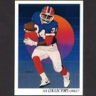 1991 Upper Deck Football #074 Thurman Thomas / Team Checklist - Buffalo Bills