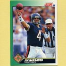1991 Score Football #264 Jim Harbaugh - Chicago Bears