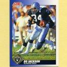 1991 Score Football #100 Bo Jackson - Los Angeles Raiders