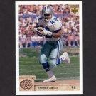1992 Upper Deck Football #301 Emmitt Smith - Dallas Cowboys