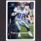 1999 Upper Deck MVP Football #052 Emmitt Smith - Dallas Cowboys