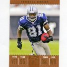 2007 Topps TX Exclusive Football Bronze #068 Terrell Owens - Dallas Cowboys /149