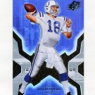 2007 SPx Football #042 Peyton Manning - Indianapolis Colts