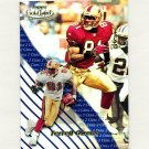 2000 Topps Gold Label Class 2 Football #020 Terrell Owens - San Francisco 49ers