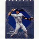1999 Topps Chrome Lords of the Diamond Baseball #LD07 Alex Rodriguez - Seattle Mariners