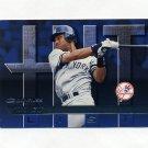 1997 Donruss Baseball #415 Derek Jeter - New York Yankees